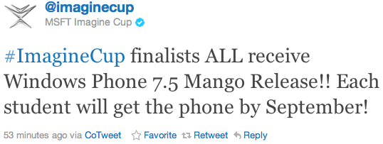 Microsoft To Ship Windows Phone Mango Devices By September?