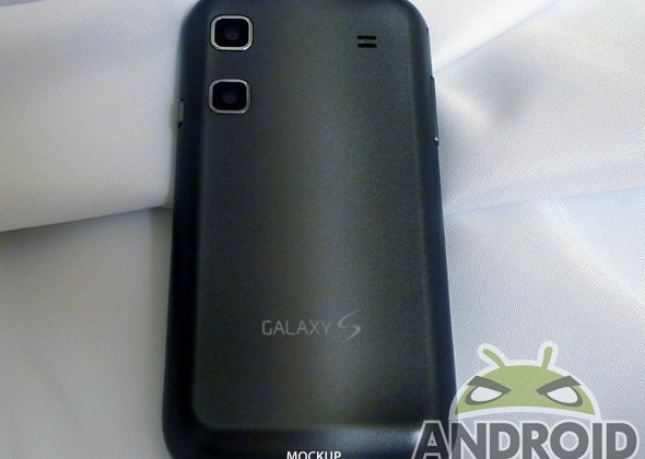 Samsung Galaxy 3D Smartphone Possible for Q4 2011