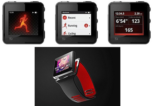 Motorola Preparing An iPod Nano, Nike+ Hybrid Sports Watch?