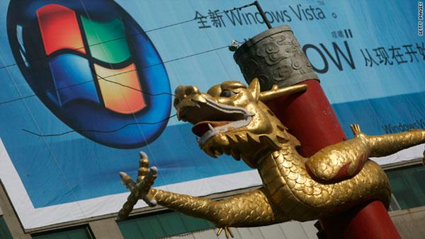 Baidu Bing, Baidu Bang: Bing and Baidu announce search deal