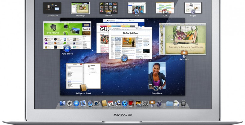 Mac OS X Lion available now!