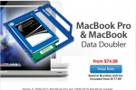 OWC Data Doubler For MacBooks Adds Up To 2TB Internal Storage