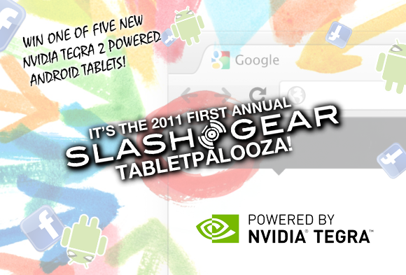 Tabletpalooza 2011 Giveaway Week 1: Samsung Galaxy Tab 10.1!