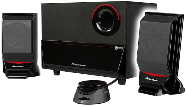 Pioneer S-MM301 and S-MM751RU speakers have your desk and bag covered