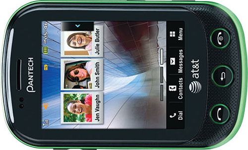Pantech Pursuit II coming to AT&T July 17