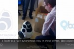 Qbo open-source robot gives autonomy demo, warts & all [Video]