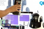 Qbo robot gets cloud-based crowdsourced object ID system [Video]