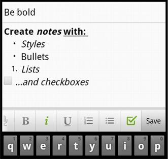 Evernote Goes Tablet Style on Android - SlashGear