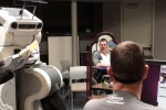 Willow Garage explores ways to allow paralyzed man to use PR2 robot as a surrogate
