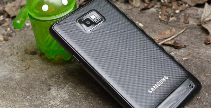 US carriers ignoring Samsung Galaxy S II over Moto/HTC bias?