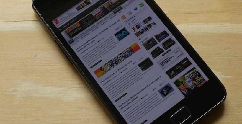 Samsung readying Galaxy S II with Windows Phone Mango?