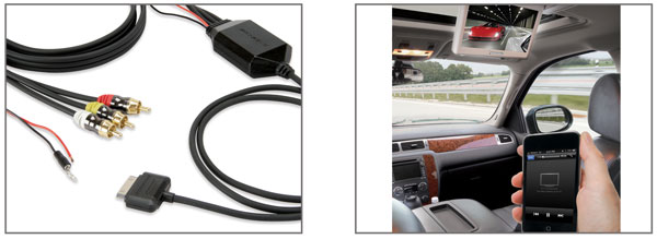 Scosche whips out new sneakPEEK auto in-car A/V cable for iOS