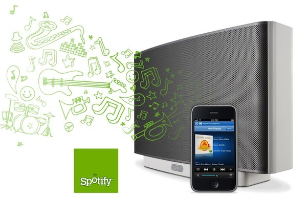 Spotify ecosystem is key: Sonos, Motorola, more