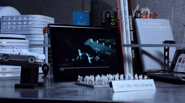 Sony tablets continue to tease: PlayStation gaming & more [Video]