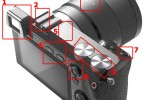 Photo of Sony NEX-7 digital camera leaks