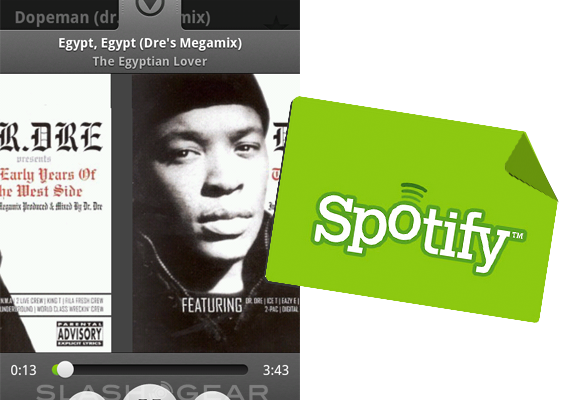 SlashGear 101: What is Spotify?