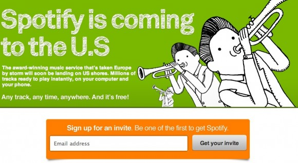 Spotify US Launch To Be Invite-Only?