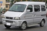 Suzuki shows off Every electric van in Japan