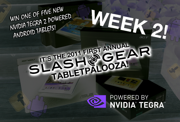 Tabletpalooza 2011 Giveaway Week 2 Reminder: T-Mobile G-Slate Giveaway!