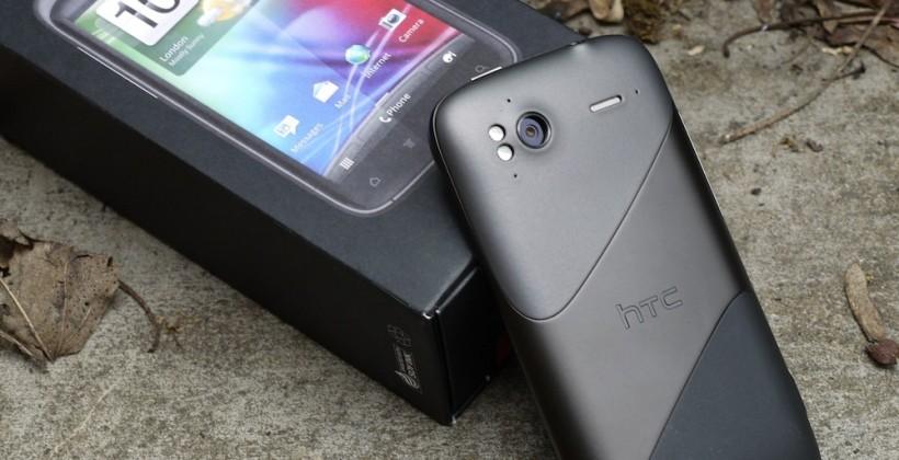 SlashGear Three HTC Sensation Giveaway!