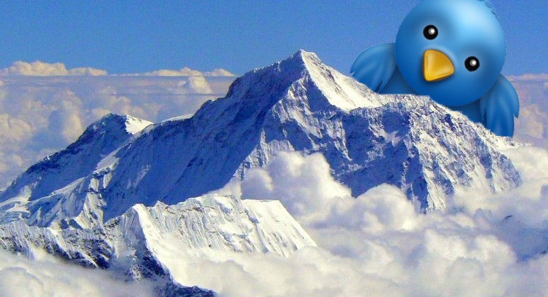 Climbing the Mount Everest of Twitter