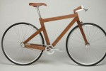 Beautiful wooden bike made from black American walnut costs $6,000