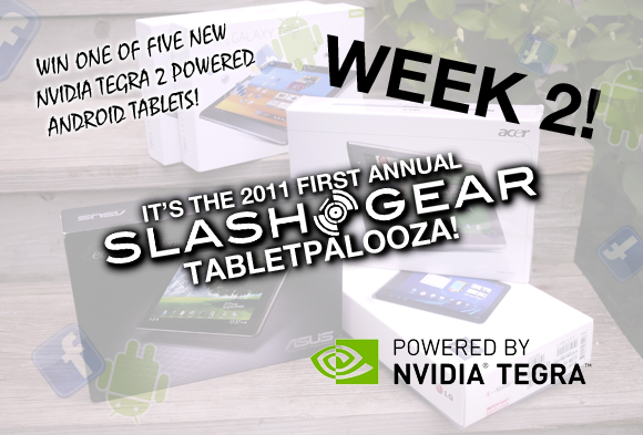 Tabletpalooza 2011 Giveaway Week 2 : T-Mobile G-Slate!