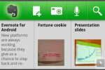 Evernote Goes Tablet Style on Android