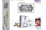 Star Wars Kinect special edition Xbox 360 bundle gets droid makeover