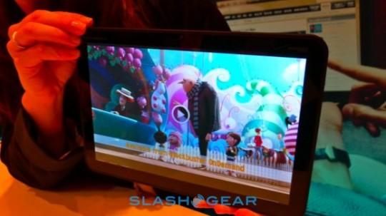 Rumor has Motorola working on high-resolution 10-inch tablet