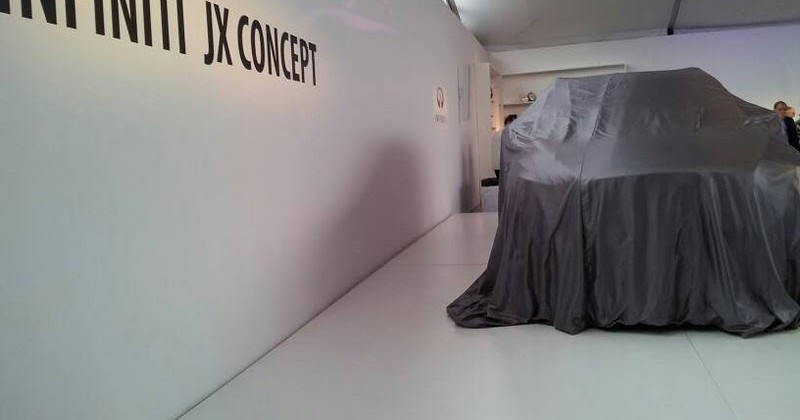 Infiniti Pebble Beach Concours d'Elegance 2011 Roundup: JX Concept, Ethera, and IPL G Convertible