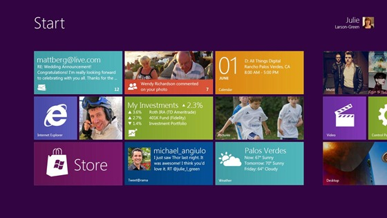 Microsoft explains Windows 8 dual-interface design