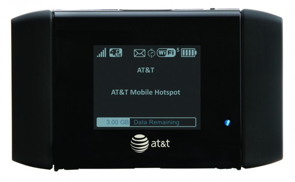 AT&T 4G LTE modem/hotspot coming August 21 with $50 5GB plan