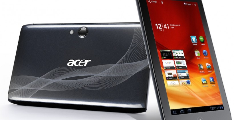 Acer Iconia Tab A100 on sale now