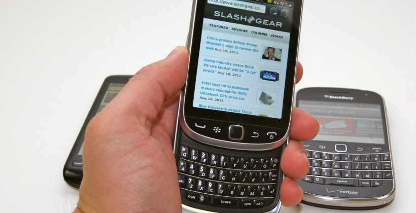 BlackBerry Torch 9850/9860 Review