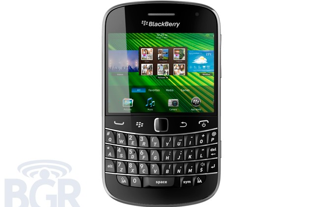 BlackBerry Colt QNX smartphone coming Q1 2012 tip insiders
