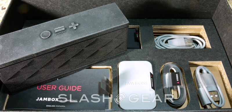Jawbone JAMBOX LiveAudio Update Hands-On