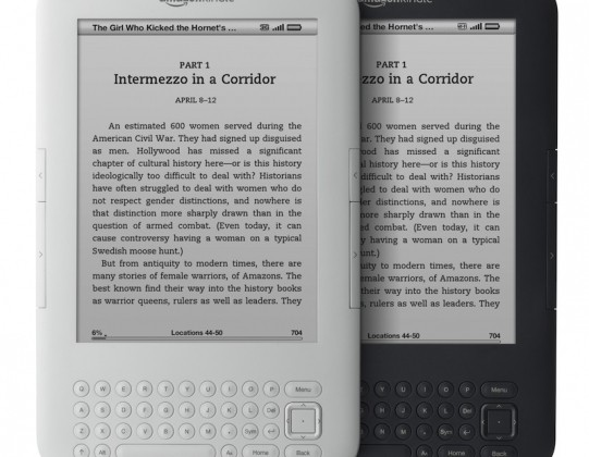 Slew of domain name registrations hint next Kindle line will be named after elements