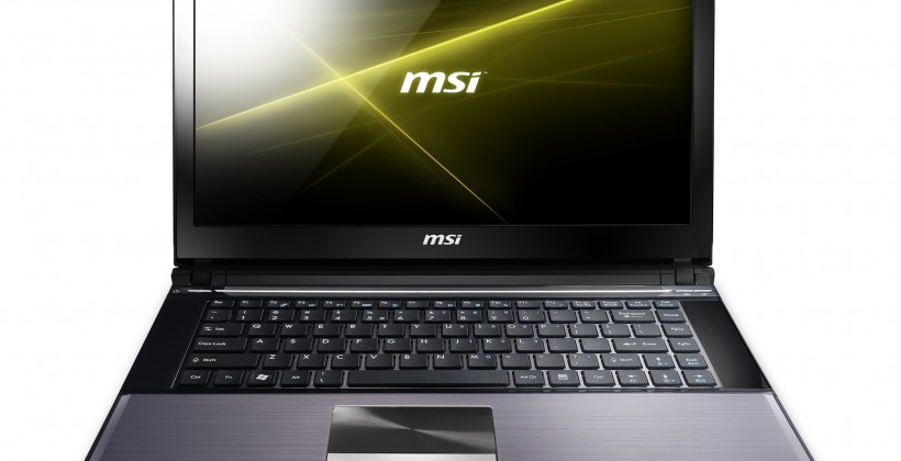 MSI Announces New Ultra Slim X460, X460DX Notebooks