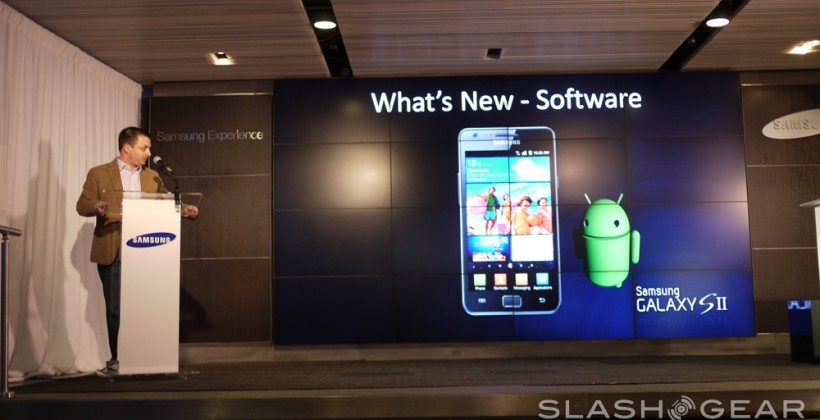 Samsung Galaxy S II Epic 4G Touch Hands-On [Video]