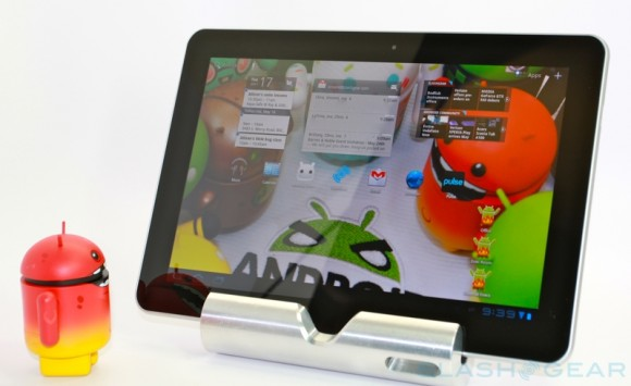 Samsung Officially Responds to Apple's Euro Galaxy Tab 10.1 Sales Block