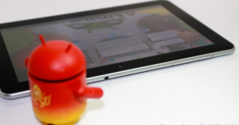 Euro Galaxy Tab 10.1 injunction diluted: Only German sales blocked