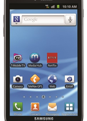 Samsung Galaxy S II unveiled for T-Mobile