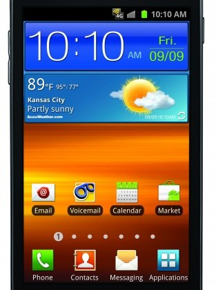 Samsung Galaxy S II Epic 4G Touch unveiled for Sprint, launching September 16