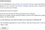 Facebook Phone Contact List Is NOT New and Can Be Deleted Easily