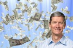 Apple secures Tim Cook with 1m share promise