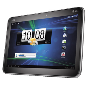 AT&T HTC Jetstream LTE 10-inch Android tablet official