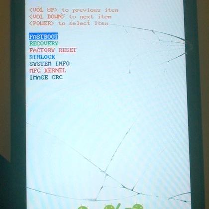 HTC Holiday Prototype Revealed