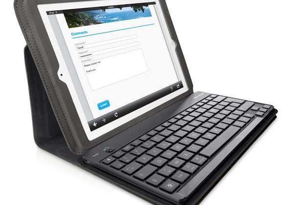 Belkin debuts Keyboard Folio for iPad 2