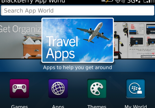 BlackBerry App World 3.0 To Launch August 22
